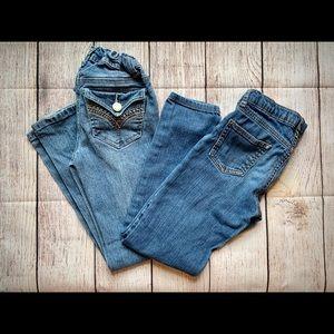 Girls Jeans Size 7 (Bundle of 2)